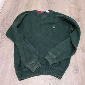 Green Ozark Wilderness Sweater